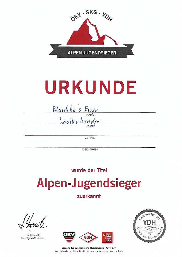20180113_Enya_CACIB_Nürnberg_Alpen-Jugendsieger